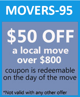 Movers95 Coupon