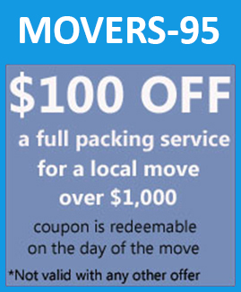 Coupon for Moving