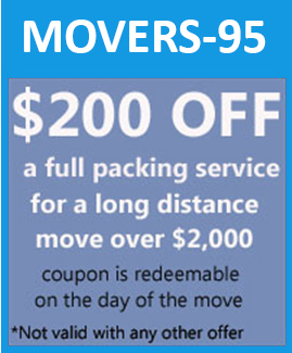 Moving Coupon